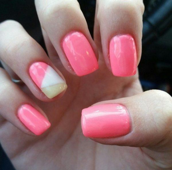 easy spring ready nail art bmodish