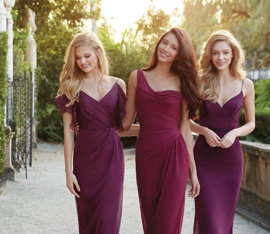 jim hjelm occasions bridesmaid chiffon spring 2015