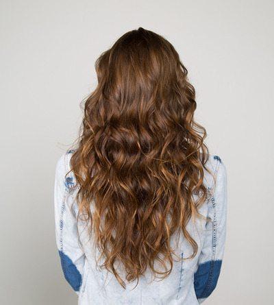 long wavy hair bmodish