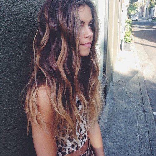 medium length weave hair bmodish
