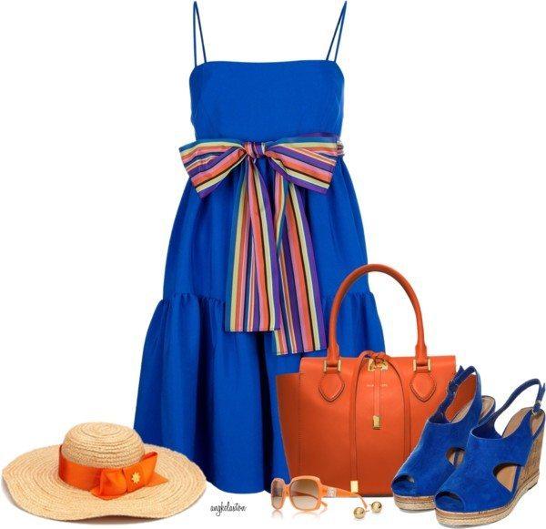 valentino sundress spring summer outfit bmodish