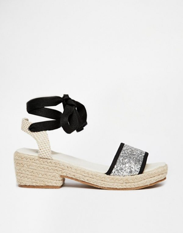 ASOS HEY YOU Heeled Sandals bmodish