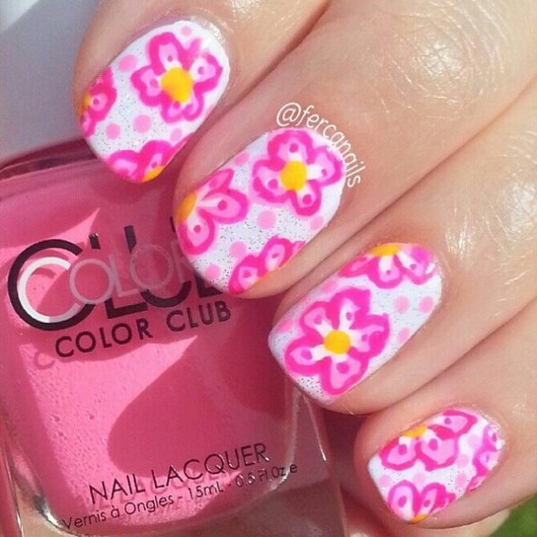 lovely spring nails bmodish