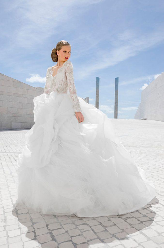 maria karin wedding dress 11 bmodish