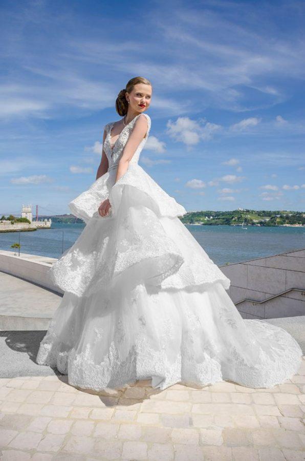 maria karin wedding dress 14 bmodish