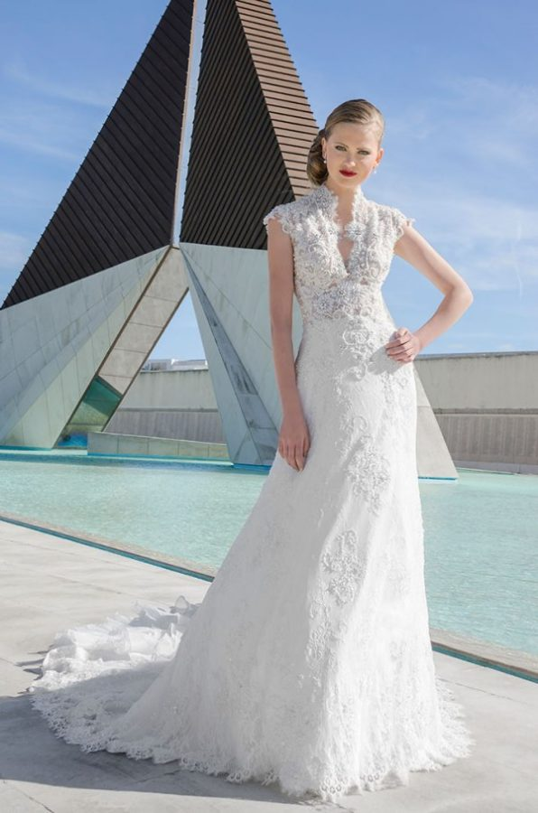 maria karin wedding dress 16 bmodish