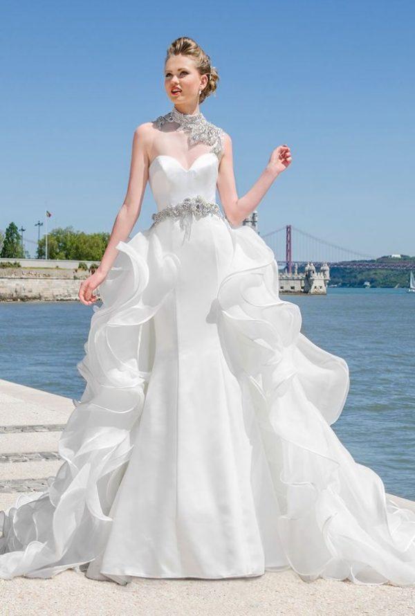 maria karin wedding dress 22 bmodish