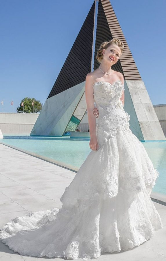 maria karin wedding dress 25 bmodish