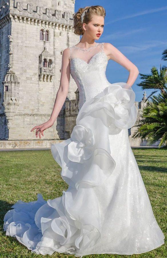maria karin wedding dress 31 bmodish