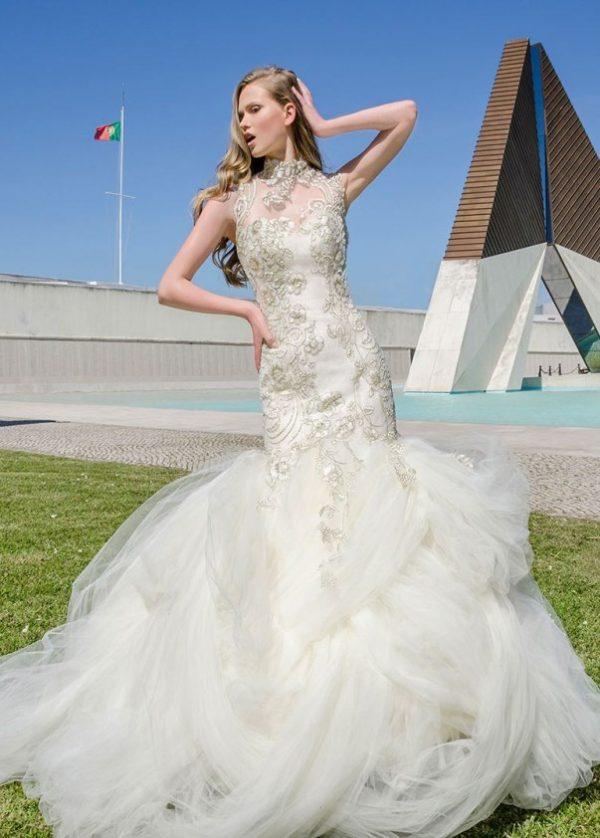 maria karin wedding dress 34 bmodish