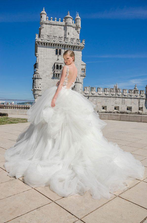 maria karin wedding dress 40 bmodish