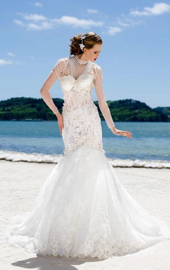maria karin wedding dress 7 bmodish