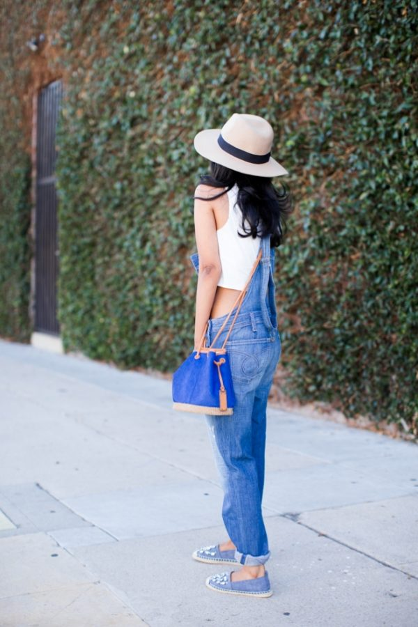overall with espadrilles bmodish