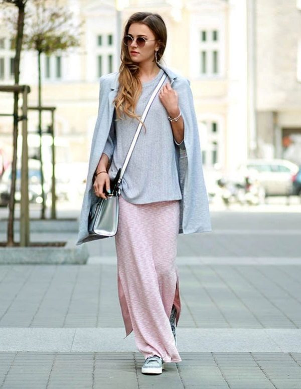 pastel casual spring style bmodish