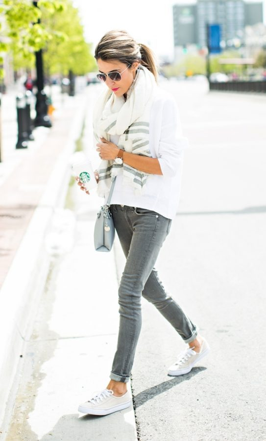 spring casual style outfit