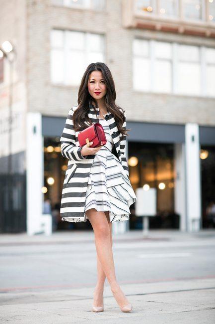 stripe mixed style bmodish
