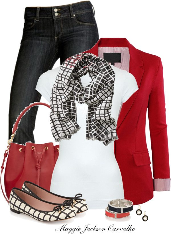 1d35a052c2e 30 Stylish Polyvore Cute Outfits For This Spring - Be Modish