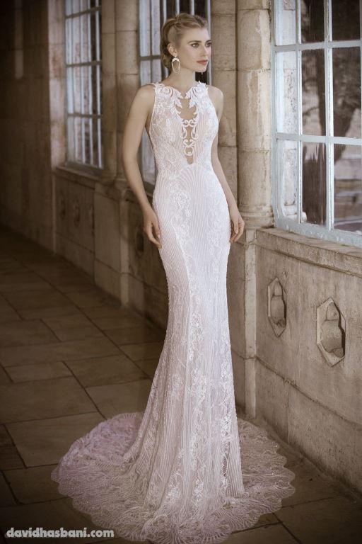wedding gown David Hasbani 1 bmodish