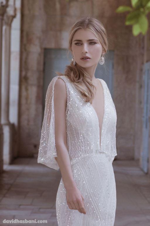 wedding gown David Hasbani 10 bmodish
