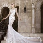 wedding gown David Hasbani 11 bmodish