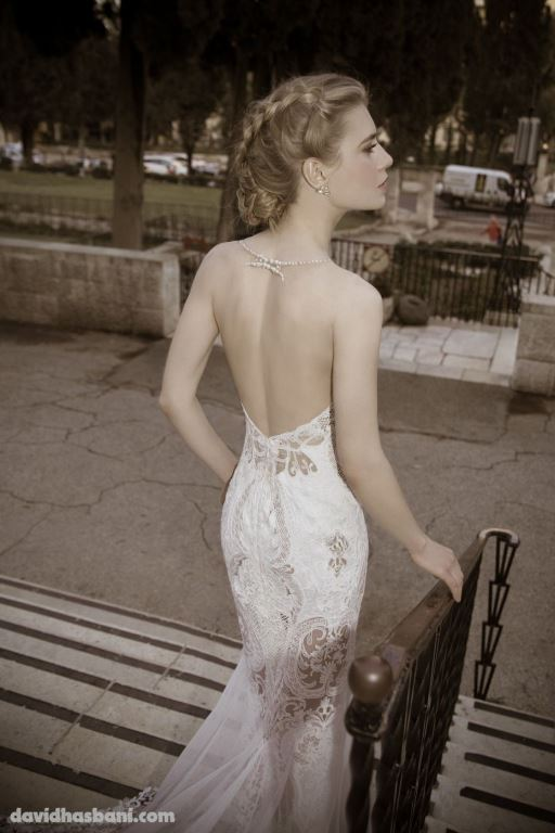 wedding gown David Hasbani 13 bmodish