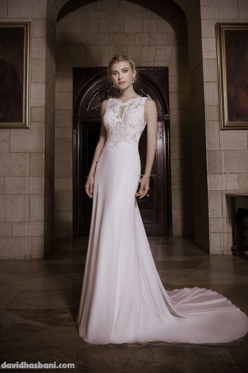 wedding gown David Hasbani 19 bmodish