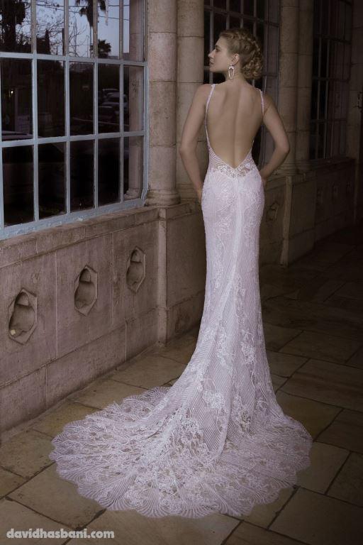 wedding gown David Hasbani 2 bmodish