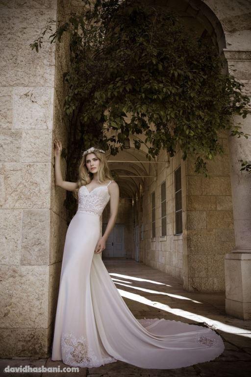 wedding gown David Hasbani 21 bmodish