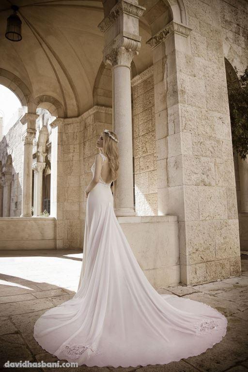 wedding gown David Hasbani 22 bmodish