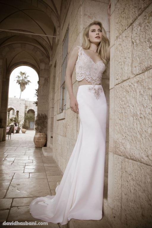 wedding gown David Hasbani 24 bmodish