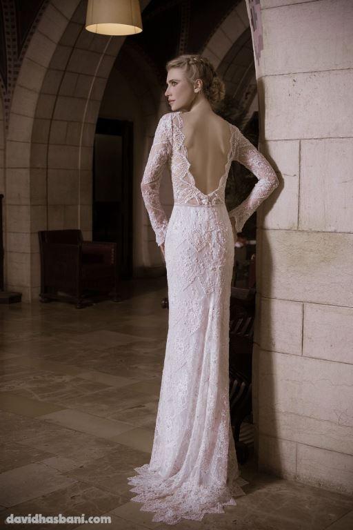 wedding gown David Hasbani 27 bmodish