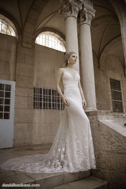 wedding gown David Hasbani 28 bmodish