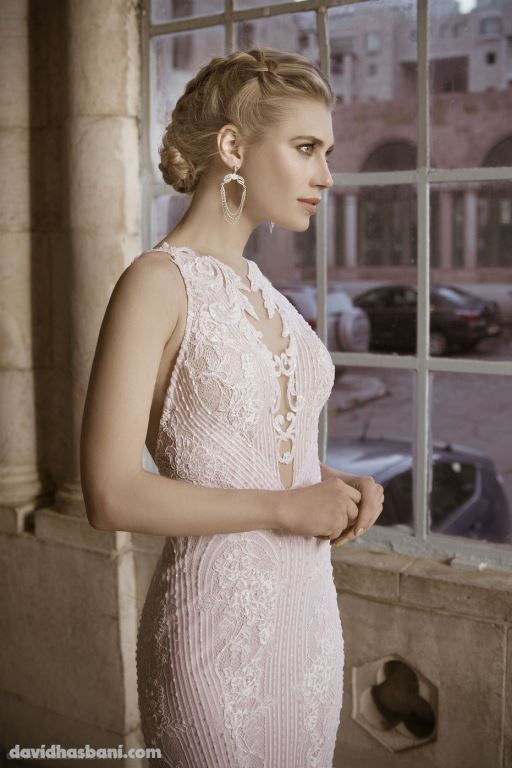 wedding gown David Hasbani 3 bmodish