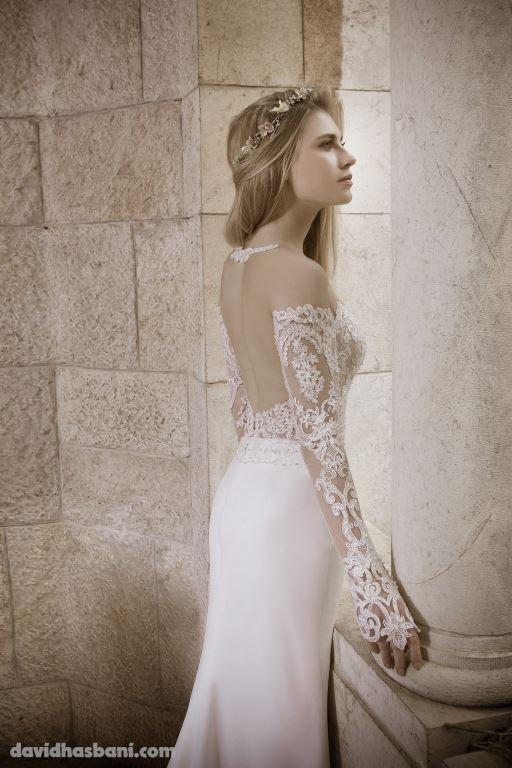 wedding gown David Hasbani 5 bmodish