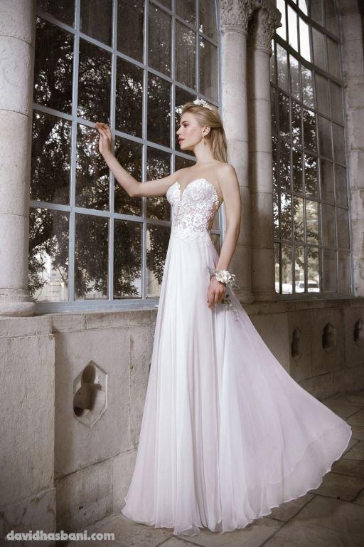 wedding gown David Hasbani 6 bmodish