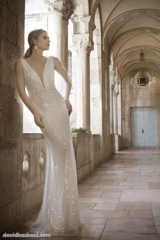wedding gown David Hasbani 8 bmodish