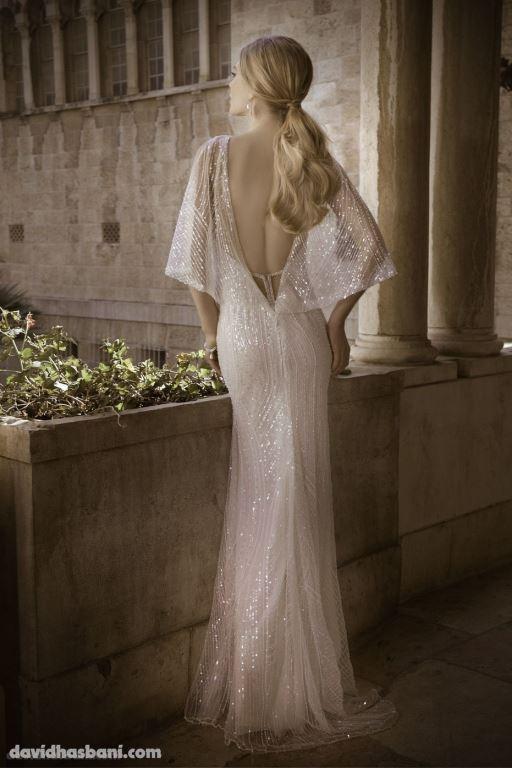 wedding gown David Hasbani 9 bmodish