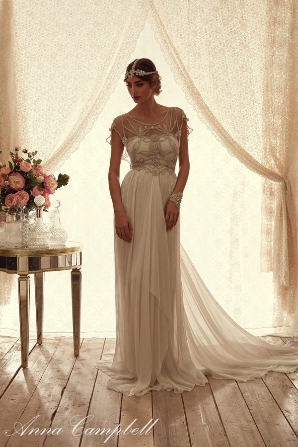 Anna Campbell Spirit Bridal Collection 1 bmodish