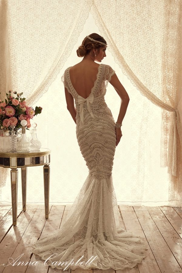 CocoBackDropSkirt1 anna campbell wedding dress bmodish
