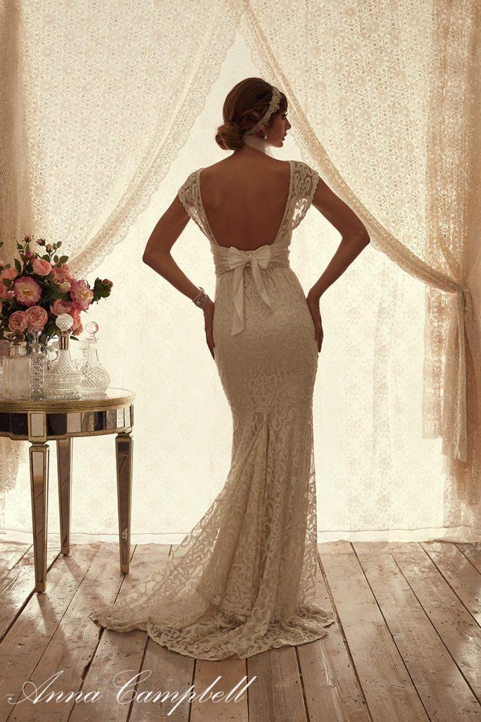 EbonyBack anna campbell wedding gown bmodish