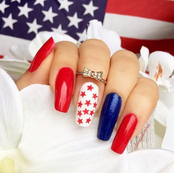 happy 4th of july nails 3 bmodish
