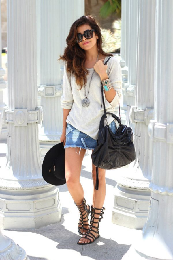 summer gladiator sandals bmodish