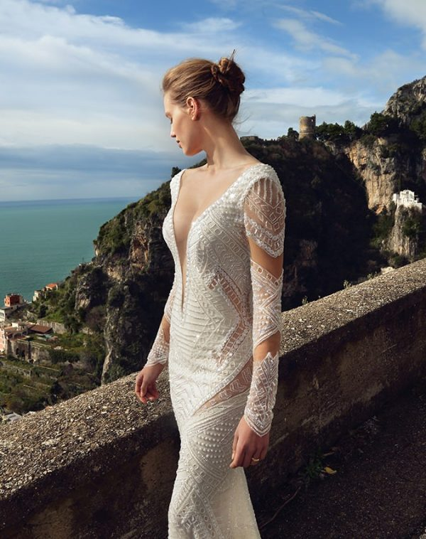 michal medina bridal collection 2016 8