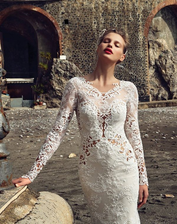 michal medina bridal collection 2016 17