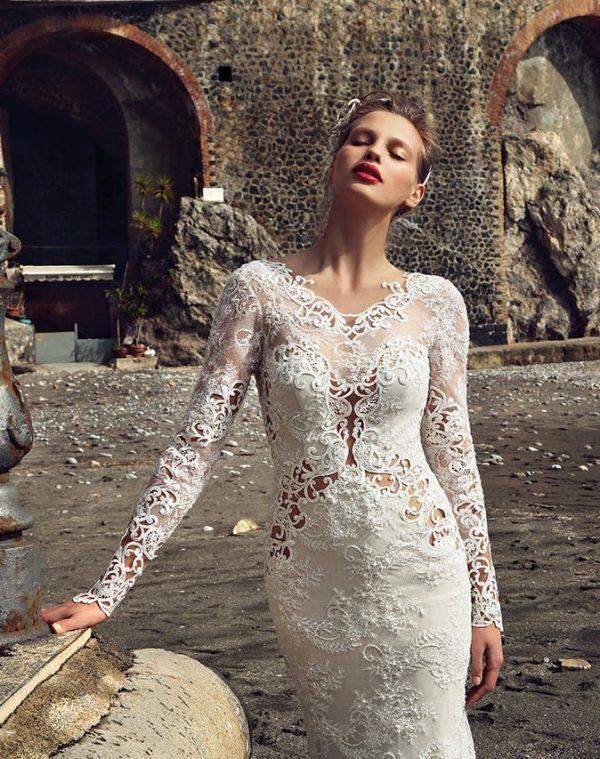 michal medina bridal collection 2016 17