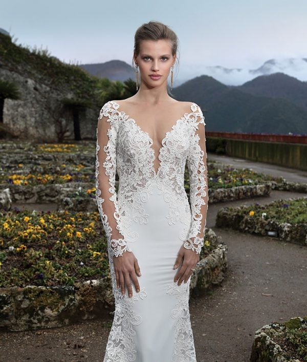 michal medina bridal collection 2016 4
