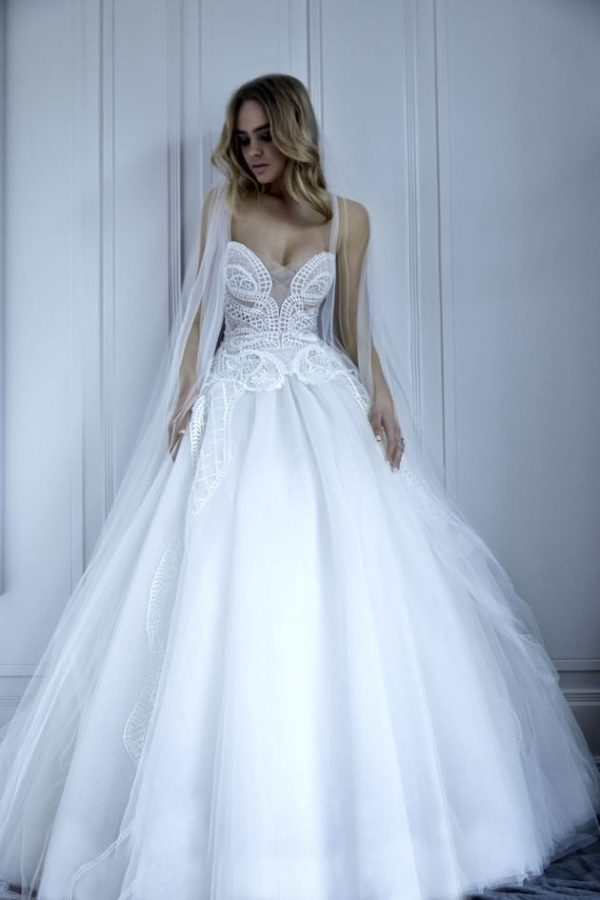 Pallas Couture Wedding Dress Collection 7 bmodish