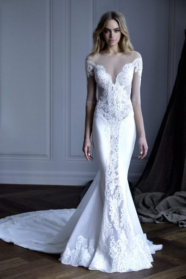 Pallas Couture Wedding Dress Collection 8 bmodish
