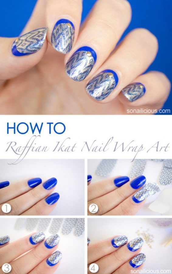 advanced nail art how to ruffian nails bmodish