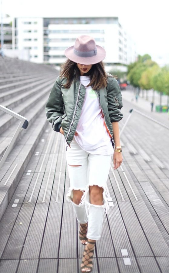 bomber jacket for fall bmodish